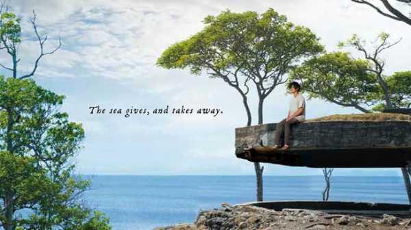 The Man from the Sea: Laut yang Memberi, Laut yang Mengambil