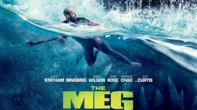 The Meg: Tak Masalah Mengingkari Sains, Asal Laris di Cina