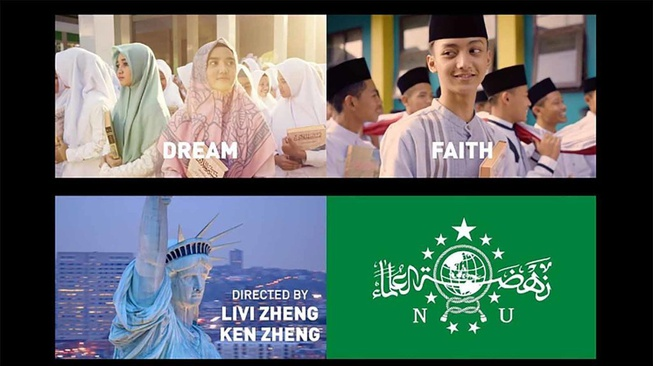 Film The Santri: Garapan NU & Livi Zheng, Dituding Liberal oleh FPI