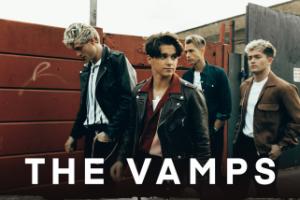 Band Inggris The Vamps Manggung di Jakarta Bulan Depan
