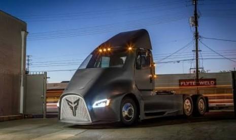 Bersaing Dengan Tesla, Thor Punya Unit Truk Elektrik