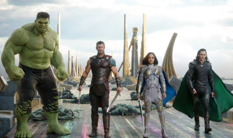 Matt Damon Jadi Pembeda di Thor: Ragnarok