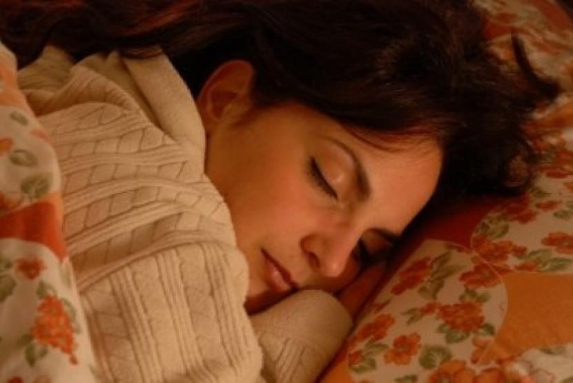 Tidur tidak Nyenyak Pengaruhi Penambahan Berat Badan