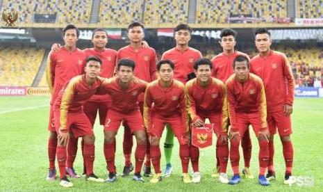 Timnas U-16 Indonesia Belum Berhasil Lolos ke Piala Dunia