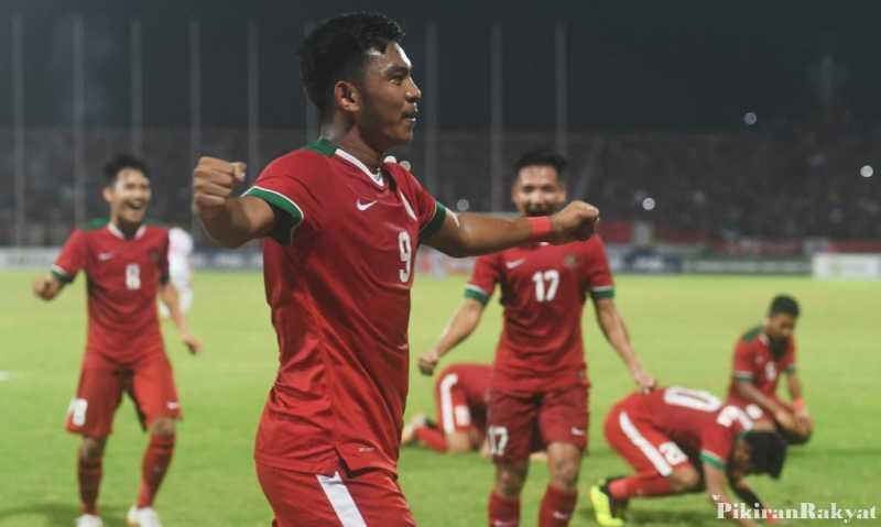 Timnas Indonesia Kalah 1-4 dari Malaysia