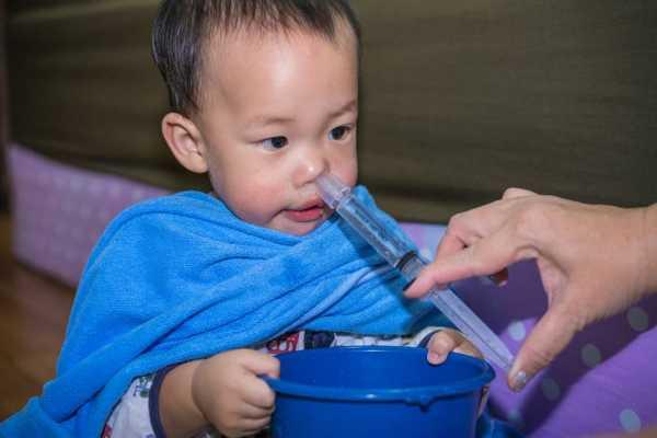 Cuci Hidung untuk Anak, Boleh Dilakukan Apa Tidak?