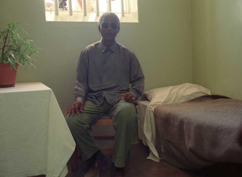 Ingin Bermalam di Penjara Mandela? Siapkan Uang Rp 4,3 Miliar