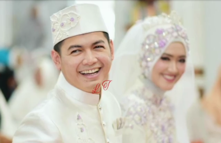 Tommy Kurniawan Menikahi Pramugari Cantik, Anak - anak dari Istri Pertama Hadir