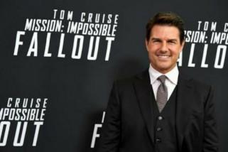 Tom Cruise Ragu Jatuh Cinta Lagi Setelah Bercerai