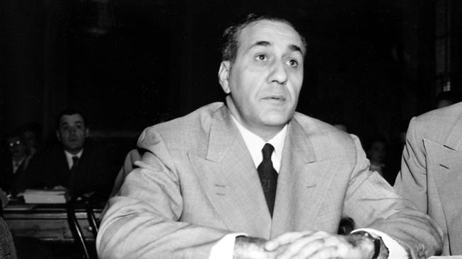 Tony Accardo: Setengah Abad Lebih Jadi Bos Mafia