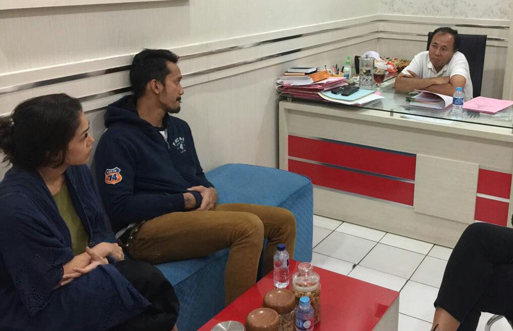 Tora Sudiro dan Mieke Amalia Tak Tahu Dumoloid Mengandung Zat Terlarang