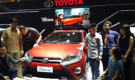 Komponen Lokal Jadi Andalan Toyota