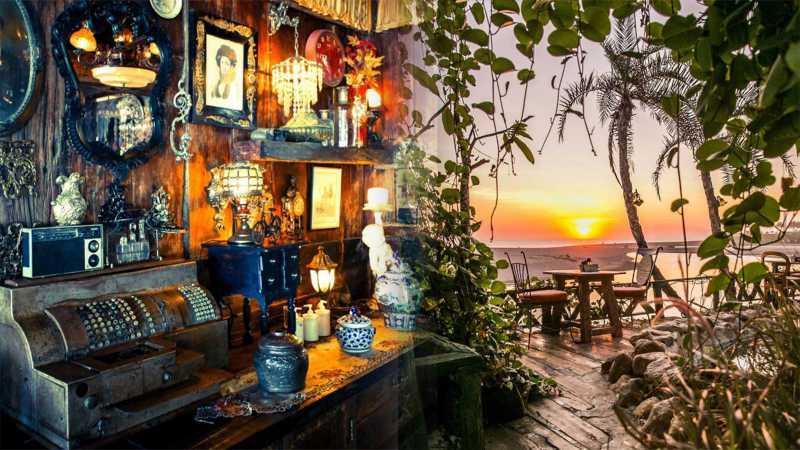 Restoran Unik di Bali: Makan di Pesawat hingga Ditemani Singa