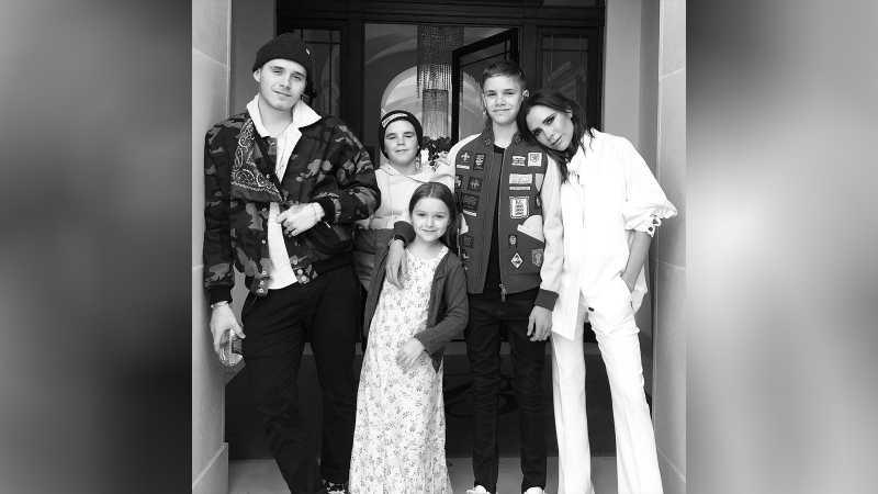 Selain John Legend, Keluarga Beckham Juga Rasakan Gempa di Bali