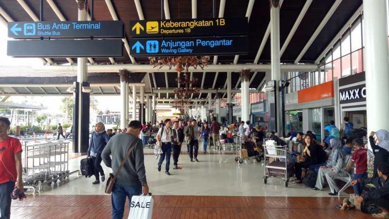 Mulai Hari Ini Airport Tax Bandara Soekarno-Hatta Naik