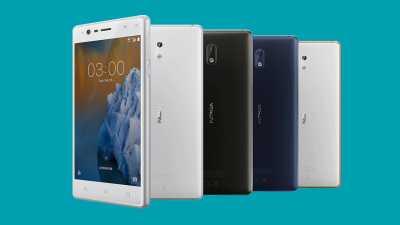 Ponsel Android Nokia 3, 5, dan 6, Resmi Masuk Indonesia