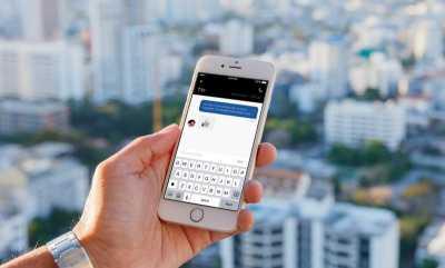 Aplikasi Uber Kini Dilengkapi Fitur Chatting