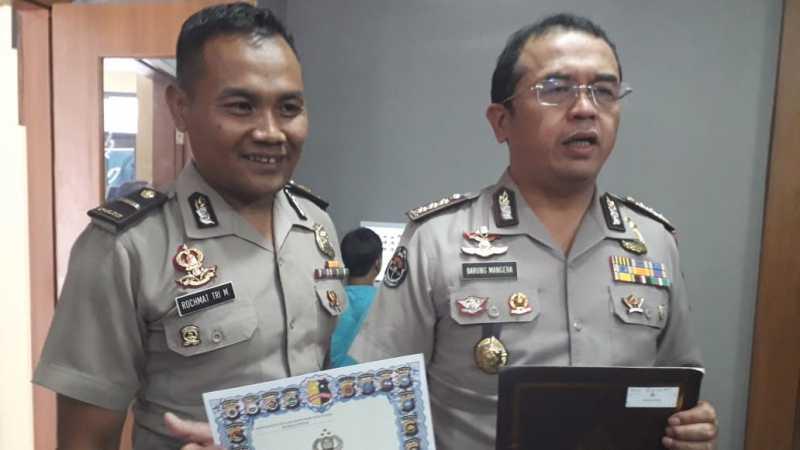 Cerita Ipda Rochmat, Polisi yang Terima Penghargaan PBB Abal-abal