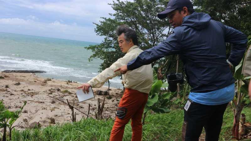 Ekspedisi Memburu Biang Tsunami Selat Sunda