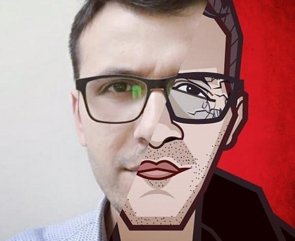 Viral! Karya Seniman Turki Ini Mengaduk-aduk Emosi Netizen