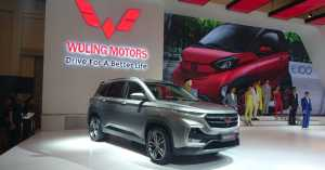 Ini Hitung-hitungan Harga SUV Wuling Almaz yang Meluncur 2019
