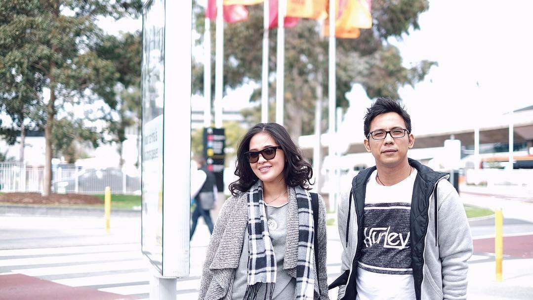 Gugatan Cerai Gracia Indri terhadap David NOAH Dibatalkan PN Bandung