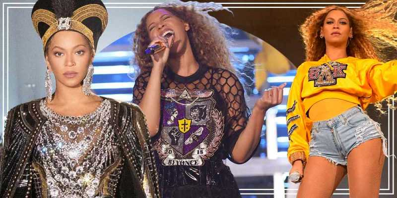 Tampil di Coachella, Beyonce Pecahkan 5 Rekor Ini!