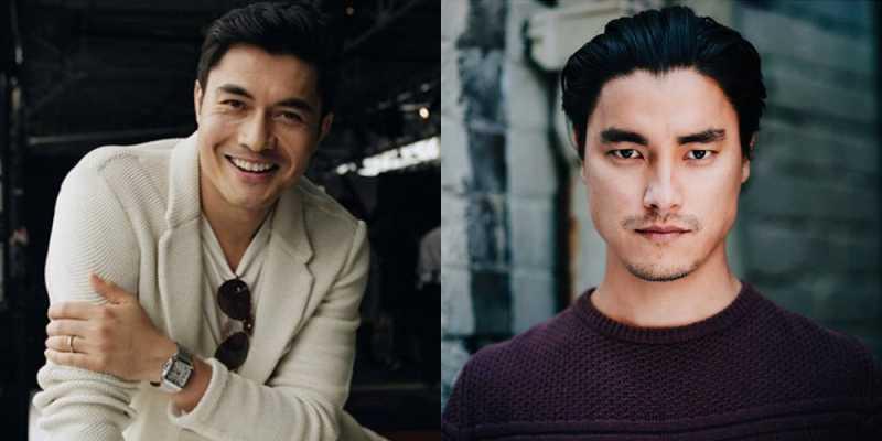 Ini Dia Para Aktor Tampan dari Film Crazy Rich Asians