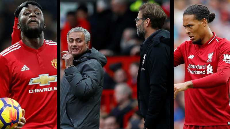 3 Duel Pemain yang Bisa Panaskan Laga Liverpool vs Manchester United