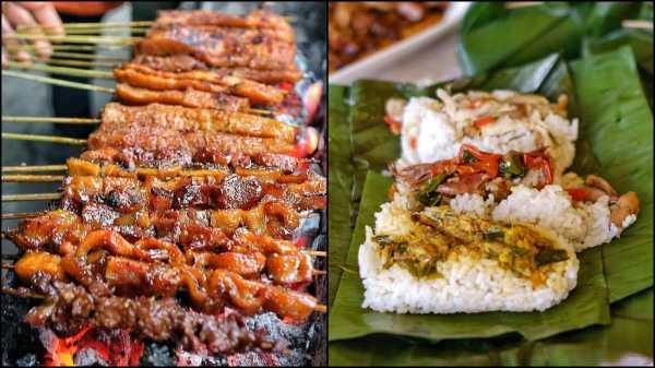 7 Makanan Khas Indonesia dengan Nama Menggelitik