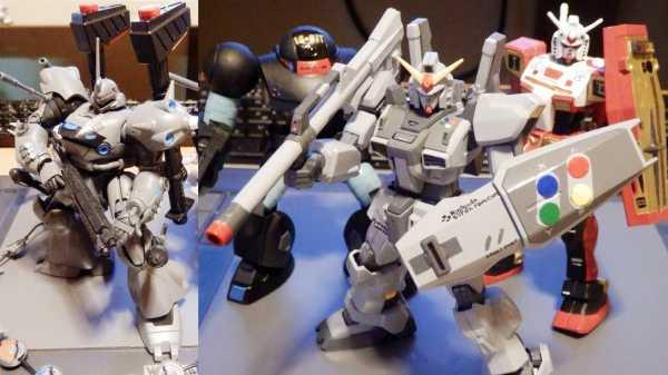 Kreatif, Konsol Game Klasik Disulap Jadi Robot Gundam