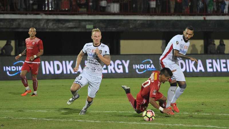 Infografik: Perjalanan Persija dan Bali United ke Final Piala Presiden
