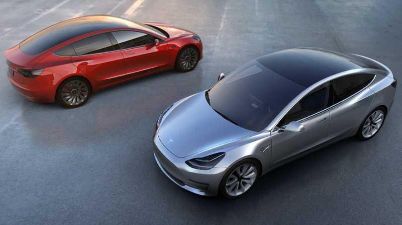 Perusahaan Penyedot Debu Siap Tantang Mobil Listrik Tesla
