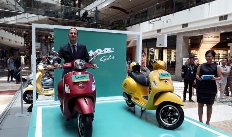 Piaggio Hadirkan Vespa GTS Hingga Rp 109 Juta