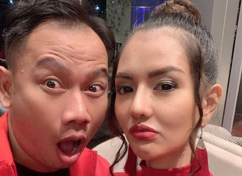 Pacaran Singkat dengan Anggia Chan Diduga Settingan, Ini Tanggapan Vicky Prasetyo