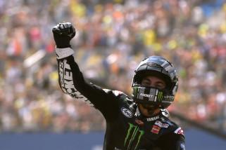 Atasi Marquez, Vinales juarai GP Belanda
