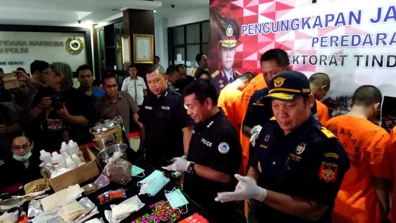 Liquid Vape dari Belanda yang Mengandung Narkoba Masuk ke Indonesia