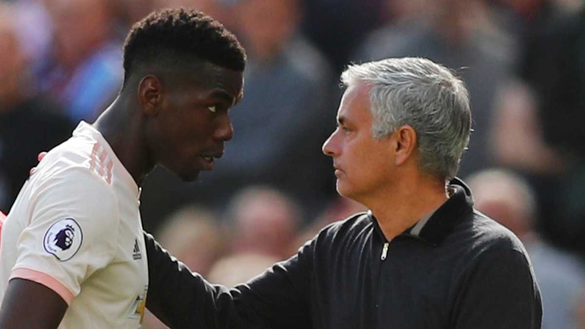 Menurut Kakak Pogba, Sumber Masalah United Itu Mourinho