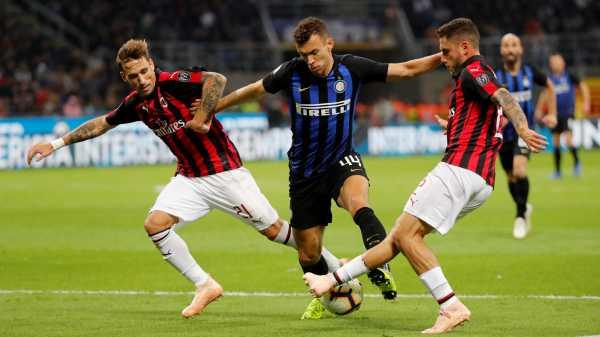 Gol Icardi Menangkan Inter di Derby della Madonnina