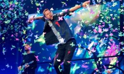 Coldplay Rilis Video Lirik All I Can Think About is You