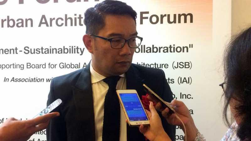Kritik Ridwan Kamil Terhadap Tata Bangunan di Jakarta