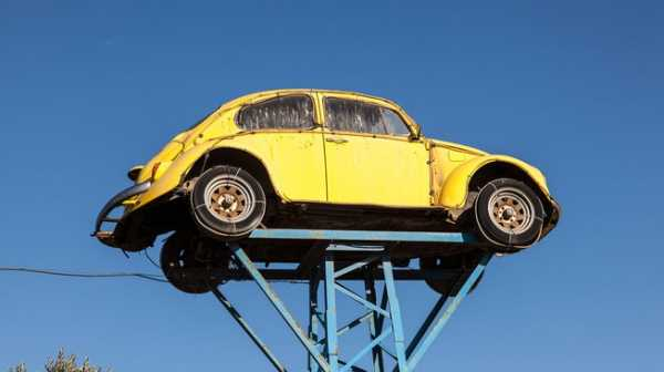 Selamat Tinggal VW Beetle!