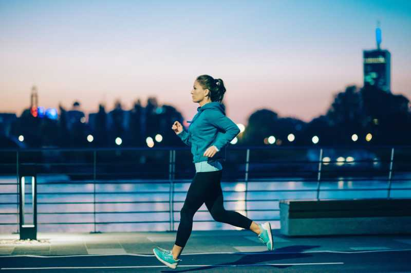 Riset: Jogging Sejenak Bisa Menajamkan Pikiran Mahasiswa
