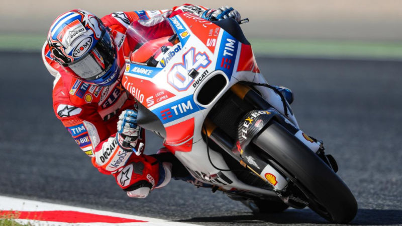 Andrea Dovizioso Sabet Gelar Juara GP Jepang