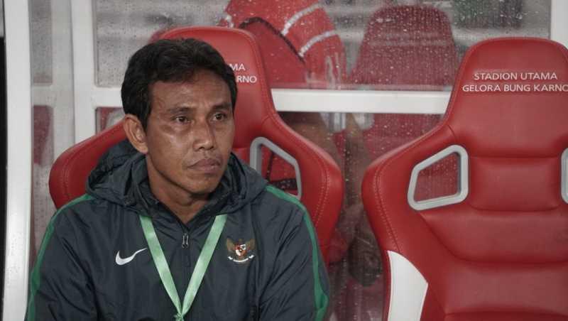 Gantikan Luis Milla, Bima Sakti Resmi Jadi Pelatih Timnas Indonesia