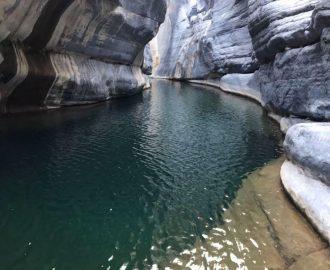 Wadi Al Nakhr, Oase Mengagumkan Sejak 30 Juta Tahun Lampau