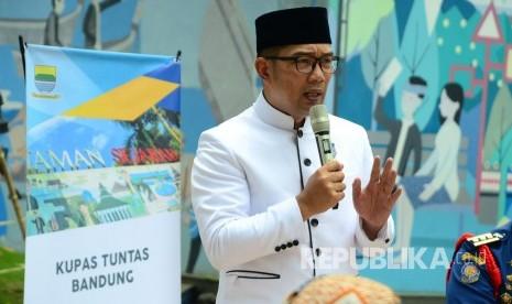 Pemkot Bandung Luncurkan Program Hibah Beasiswa