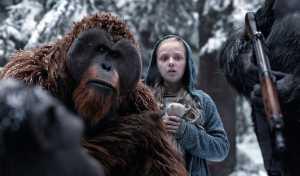 War for the Planet of the Apes: Peperangan Bangsa Kera