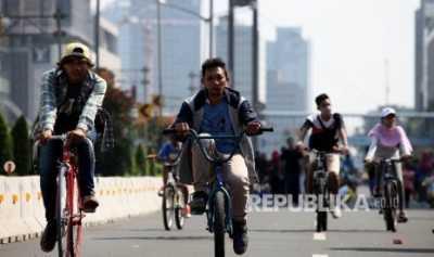 Tips Aman Bersepeda di Jalanan Kota