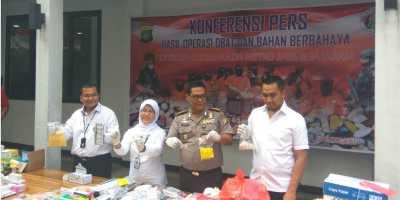 Waspada! Obat PCC Juga Beredar di Jakarta